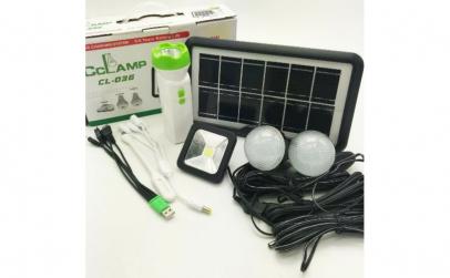 kit solar CC lamp CL-036