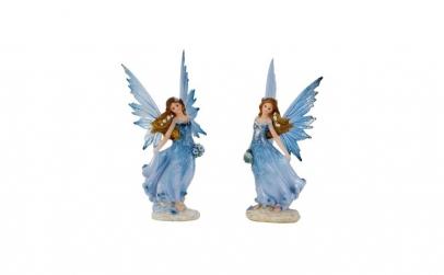 Zana ceramica albastra