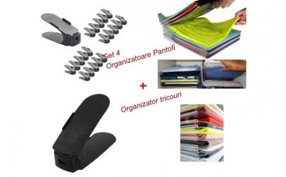 Organizator pantofi + tricouri