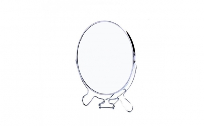 Oglinda rotunda pentru makeup - 18 cm