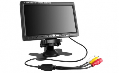 Monitor TFT LED Color 7 inch