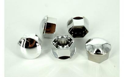 Set 20 capacele prezoane cromate