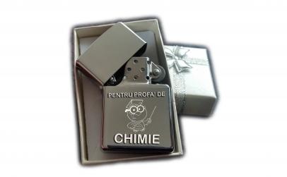 "Bricheta gravata ""Profa' de Chimie"""