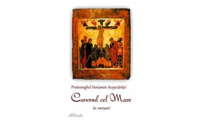 Canonul cel Mare în versuri