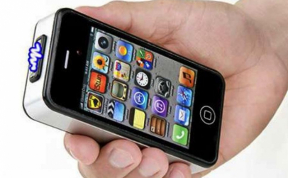Electrosoc autoaparare iPhone