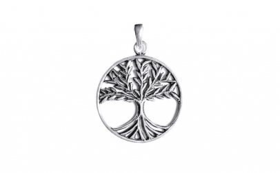 Pandant argint 925 cu Copacul Vietii