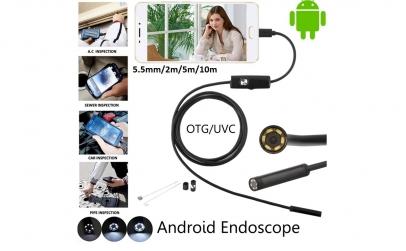 Camera endoscop - 10 m