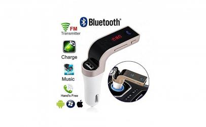 Modulator FM Hands Free bluetooth G7