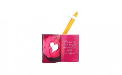 Suport de creioane - mesaje de dragoste