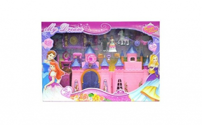 Set Castel Beauty Castle, My dream