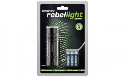 Lanterna cu LED 3W rebellight X130