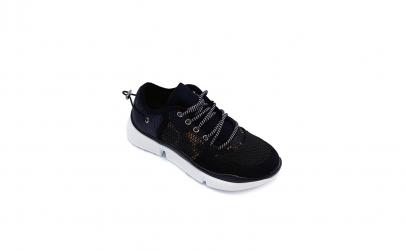 Pantof sport Still, 10 negru