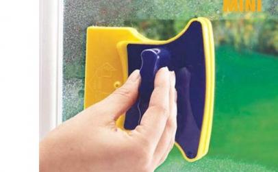 Curatator magnetic de geamuri
