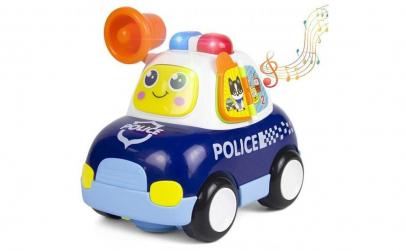 Masinuta de Politie Hola Toys