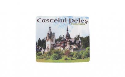Suport mouse - Castelul Peles 24x20 cm
