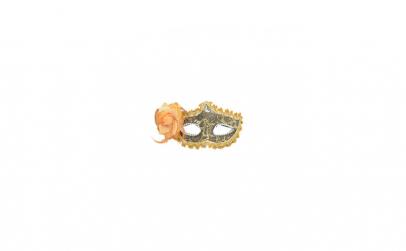 Masca carnaval venetian pentru ochi cu