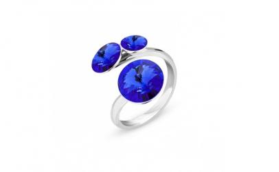 Inel Rivoli X3 Majestic Blue
