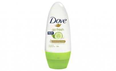 Antiperspirant roll-on Dove Go Fresh