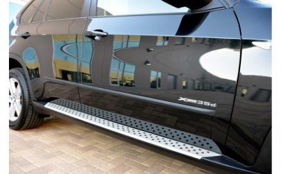 Praguri BMW X5 E70