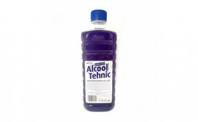 Alcool tehnic 96% 0 9 l