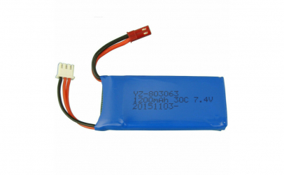 803063 Acumulator Li-Po , 7.4V 1200mAh