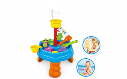 Masuta de joaca pentru apa si nisip