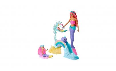 Set 3 Papusi Mattel Barbie Dreamtopia