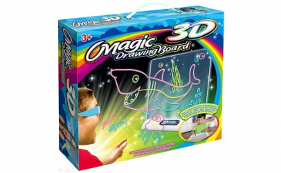 Tablita pentru desene 3D