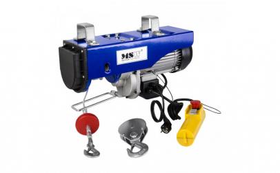 Macara electrica (electropalan) 990 kg,