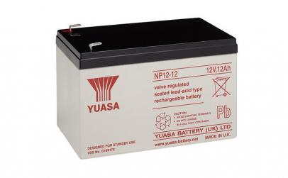 Acumulator plumb acid 12V 12AH, Yuasa