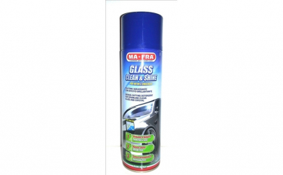 Spray Spuma Activa Geamuri 500 ml Glass