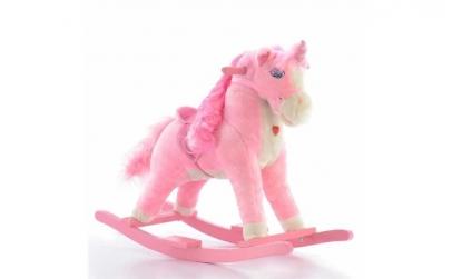 Balansoar calut roz cu sunete