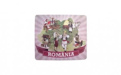 Suport mouse - Romania  24x20 cm