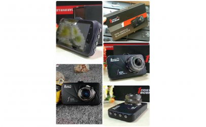 Camera auto FHD 1080P, 30FPS