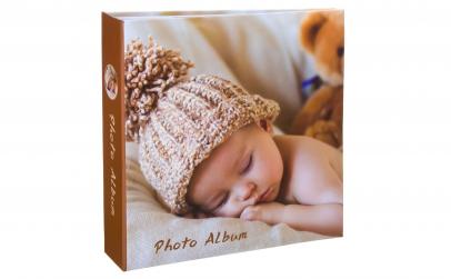 Album foto cu imprimeu bebelus