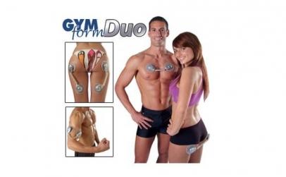 Aparat electrostimulare Gymform duo