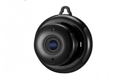 Mini camera Wifi cu lentila de 2.8 mm