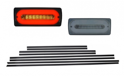 Stopuri Full LED Fumurii cu Bandouri