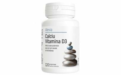 Calciu Vitamina D3