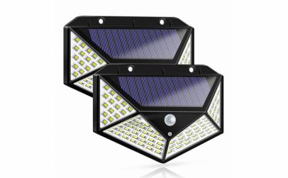 Lampa Solara 100 Led cu Senzor