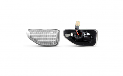Lampi semnalizare LED Dacia Logan II