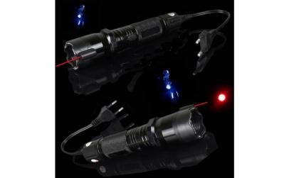 Lanterna 4 in 1 electrosoc