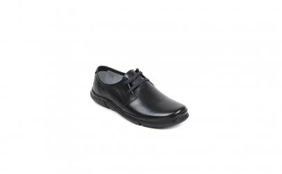 Pantofi barbati g-1412, negru