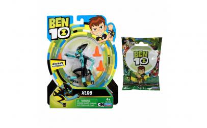 Figurina Ben 10 + Mini figurina