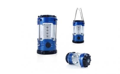 Felinar portabil - 12 LED-uri