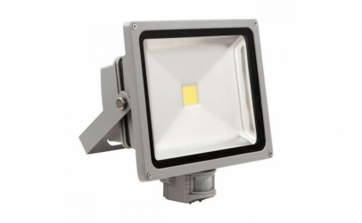 Proiector LED 30W - cu senzor