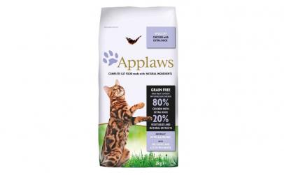 Hrana uscata pentru pisici - 2 kg