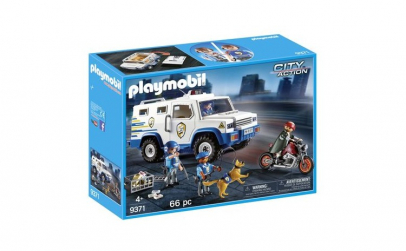 Set de construit, City action Playmobil