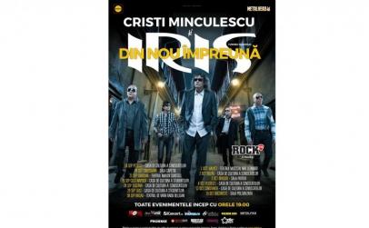 Concert Cristi Minculescu si Iris Galati