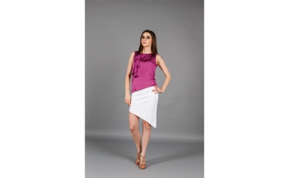 Bluza office din satin